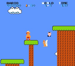 Babio - Super Baby Bros (SMB1-Hack)