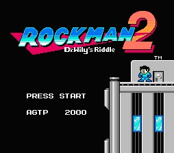 Rockman 2: Dr. Wily's Riddle