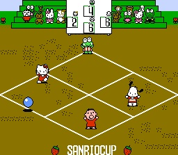 Sanrio Cup: Pon Pon Volley