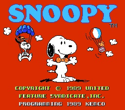 Snoopy's Silly Sports Spectacular!