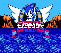 Sonic. The Hedgehog