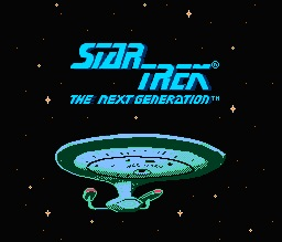 Star Trek. The Next Generation