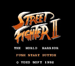 Street Fighter II. The World Warrior