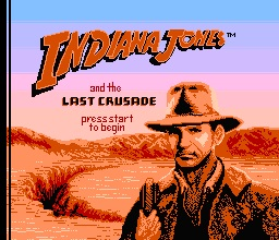 Indiana Jones and the Last Crusade русская версия