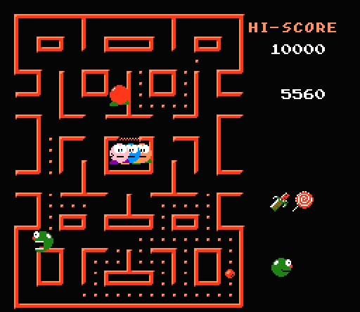 Blob Muncher (Ms. Pac-Man Hack)