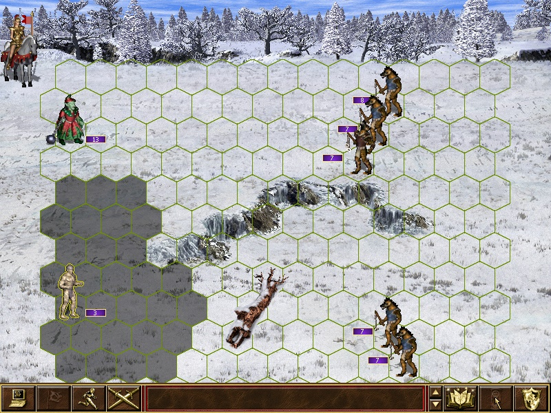 Heroes of Might and Magic 3,5: In the Wake of Gods