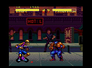 Double Dragon V. The Shadow Falls
