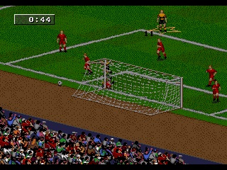 FIFA Soccer 98. Road to the World Cup