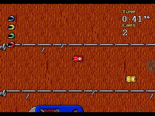 Micro Machines 2. Turbo Tournament