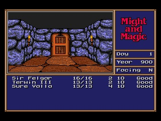 Might and Magic. Gates to Another World