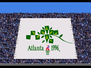 Olympic Summer Games. Atlanta 96