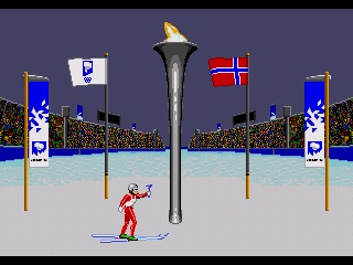 Olympic Winter Games. Lillehammer 94
