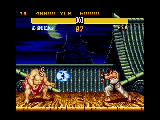Street Fighter II'. Plus Champion Edition